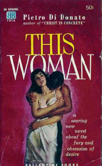 cover of This Woman novel
