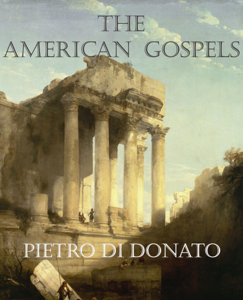 cover image, American Gospels, novel by Pietro DiDonato