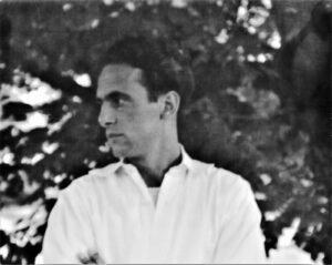 portrait of Pietro Didonato as a young man