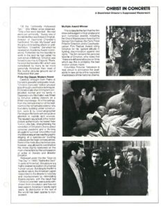 image of A Blacklisted Director article